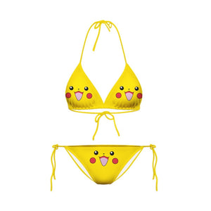 Pikachu candy color sexy lingerie