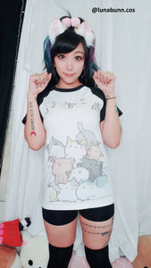 Kawaii Neko T-Shirt