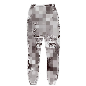 Ahegao T-shirt, Hoodie, Jacket, Sweatpants Clothing