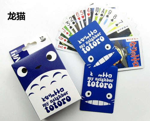 54 cards/set Anime My neighbor Totoro Anime Cards