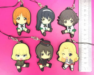 6PCS/LOT GIRLS und PANZER
