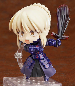 Fate Stay Night Cute Nendoroid Black Saber