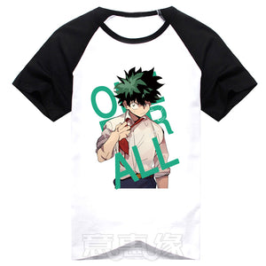 Anime Boku No Hero Academia T-shirts