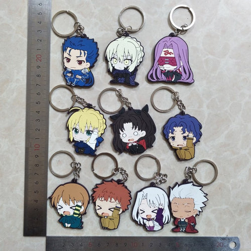 Fate Stay Night phone strap Keychain