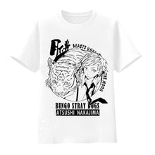 Bungo Stray Dogs Unisex Casual T-Shirts - Kawainess