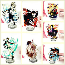 Bungo Stray Dogs 3 figures action acrylic 16cm - Kawainess