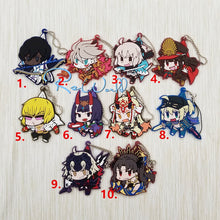 Fate/Grand Order Rubber Strap Keychain