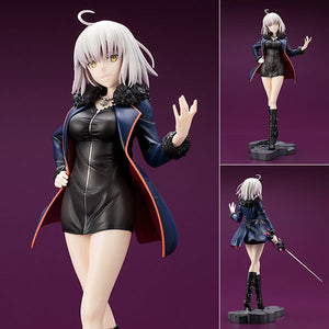 Fate Grand Order Black Stand Avenger Figure