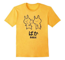 Baka Rabbit Slap Baka Harajuku T-shirt