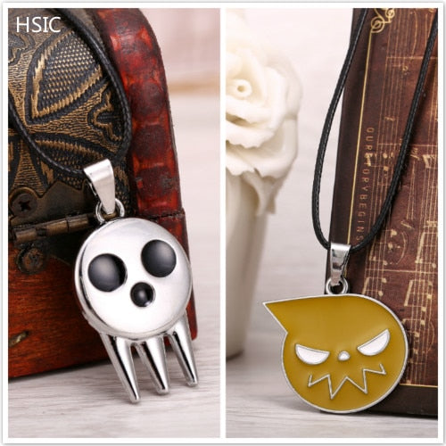 Soul Eater Death the Kid Pendant Necklace