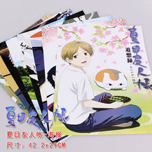 8 pcs/set Hitman Reborn TouHou Project Fate stay night Yuujinchou K EXO Posters - Kawainess