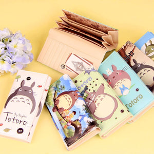 My Neighbor Totoro Women Wallets