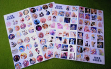 180 pcs/Set Anime Your Lie in April Postcard - Kawainess