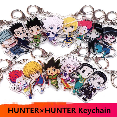HUNTER x HUNTER  Keychain