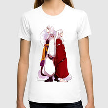 Inuyasha Women's Cotton T-shirt