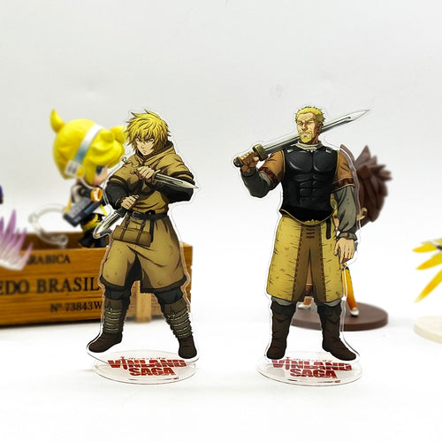 VINLAND SAGA Thorfinn Askeladd acrylic stand figure model plate holder cake topper