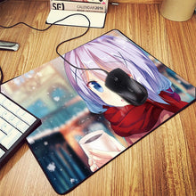 Mousepad Is The Order A Rabbit