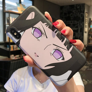 My Hero Academia Phone Case For iPhone 6 6s 6plus 7 8 Plus Cases iPhone X XS MAX XR