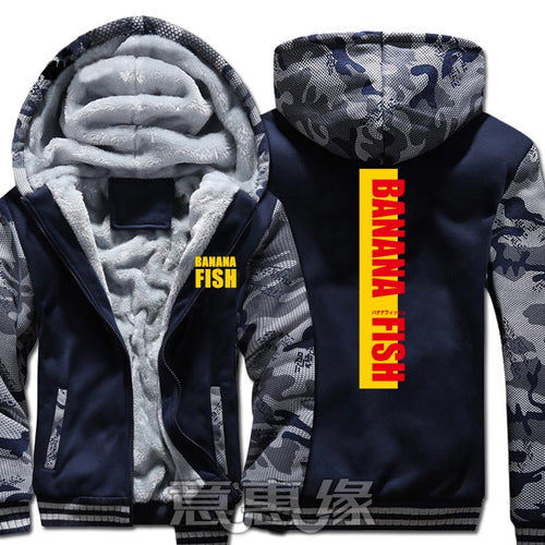 BANANA FISH Jackets - Kawainess