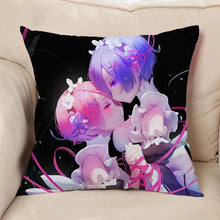 Re  ZERO Pillow Cover two sides