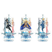 Sword Art Online Alicization  Double Sided Plastic Action Figures