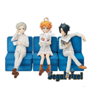 Original SEGA PM The Promised Neverland Emma Norman Ray Figure PVC