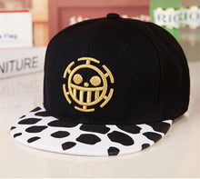 One Piece Baseball Cap Trafalgar Law Hats