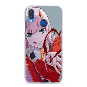 Darling in the FranXX Cover For Huawei P Smart P20 P10 Lite P8 P9 Lite