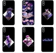 League of Legends KDA Phone Case for Apple iPhone