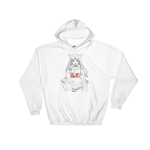 Sailor Moon Rose Hoodie