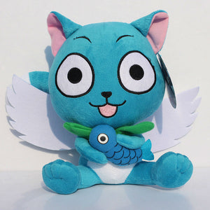 Fairy Tail Happy Plush Figure - Kawainess