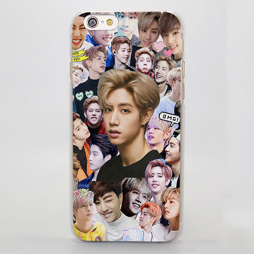 GOT7 Case Cover for Apple iPhone SE 5s 7 7Plus 6 6s Plus 5 4s - Kawainess