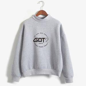 Brand New Fashion Autumn GOT7 Sweatshirt
