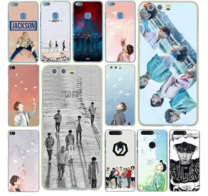 GOT7 Phone Cases for Huawei P10 P9 Plus P8 Lite Mini 2015 2016 2017 P7 P6 Mate 10 Lite Pro Cover - Kawainess