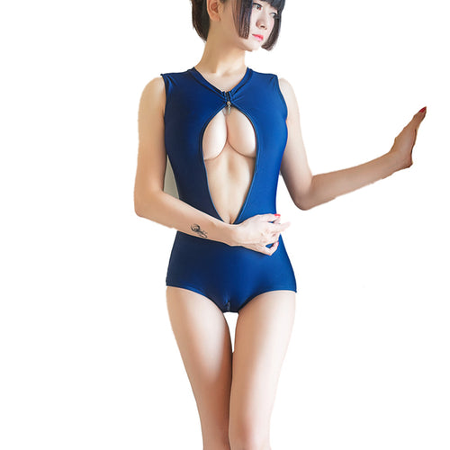 Hot Japanese School Swimsuit (Mizugi)
