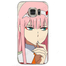 Darling in the FranXX Ultra Thin Phone Case for Samsung Galaxy S5-S9 - Kawainess