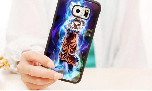 Dragon Ball Super - Phone Case For Samsung Galaxy S4 S5 S6 S7 edge S8 S9 - Kawainess