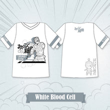 Cells At Work Blood Platelet, Red Blood Cell, White Blood Cell, T-shirts