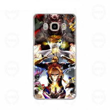 Boku no Hero Academia Phone Case For Samsung Galaxy J1 J2 J3 J5 J7 MINI ACE 2016 2015 prime