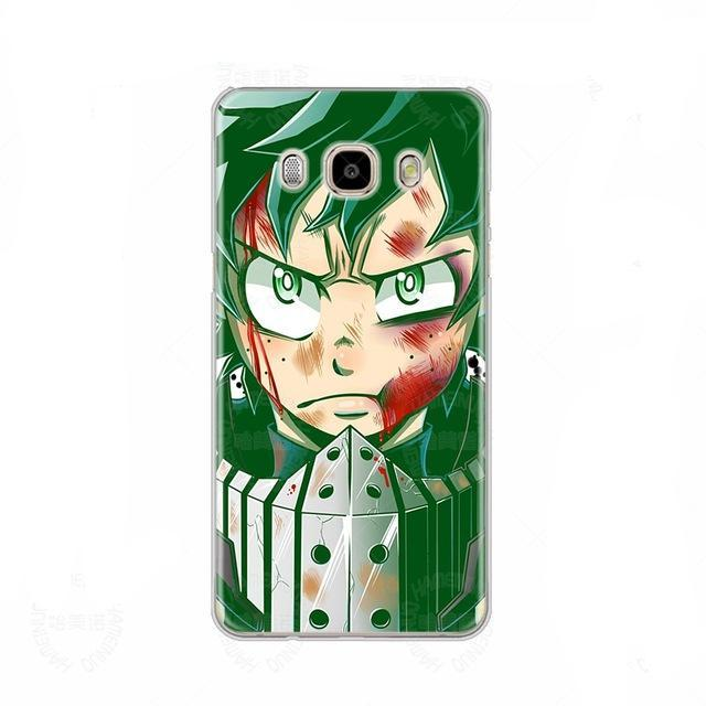 Boku no Hero Academia Phone Case For Samsung Galaxy J1 J2 J3 J5 J7 MINI ACE 2016 2015 prime - Kawainess