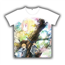 Sword Art Online Alicization Alice Custom T-shirt