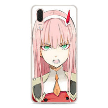 Darling in the FranXX Cover For Huawei P Smart P20 P10 Lite P8 P9 Lite - Kawainess