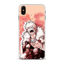 My Hero Academia For Apple iPhone X 8Plus 8 7Plus 7 6sPlus 6s 6Plus 6 5 5S SE