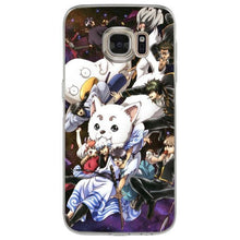 Gintama Samsung Galaxy Phone Case s8 s7 edge s6 edge plus s5 s9 case