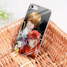 Gintama Apple iPhone Phone Case For 8 7 6 6S Plus X 5 5S SE 5C 4 4S case - Kawainess