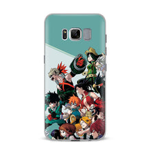 My Hero Academia Samsung Galaxy S4 S5 S6 S7 Edge S8 S9 Plus