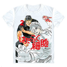 Cells at Work! T-Shirts High Quality - Kawainess
