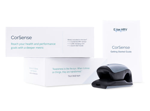 CorSense: Heart Rate Variability Monitor