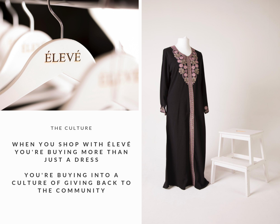 eleve and the culture of the community