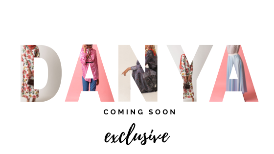 DANYA MODEST CLOTHING COMING SOON